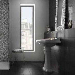 Коллекция Cas Ceramica Black&White в интерьере