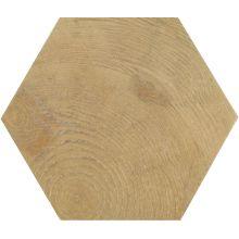 Плитка керамическая напольная 21629 HEXAWOOD Natural 17,5х20 см