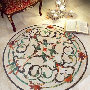 Коллекция Infinity Ceramic Tiles Valentino Chiaro в интерьере