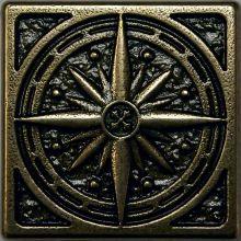 Вставка из бронзы Kavarti Compas 5x5
