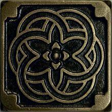 Вставка из бронзы Kavarti Kaleidoscope 5x5