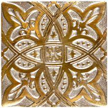 Вставка из бронзы с биметаллическим эффектом Kavarti Zircon Zodiak 7,5x7,5