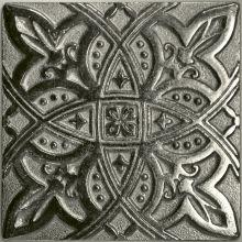 Вставка из бронзы с покрытием никель Kavarti Nickel Zodiak 7,5x7,5