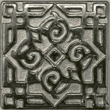 Вставка из бронзы с покрытием никель Kavarti Nickel Orient 7,5x7,5