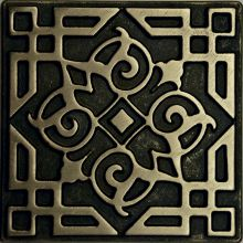 Вставка из бронзы Kavarti Orient 5x5
