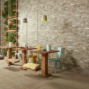 Коллекция Keraben  Wall Brick в интерьере