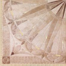 Декор напольный Kerasol Latina Roseton P-3005 42,5x42,5