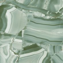 Гранит керамический ректифицированный 069015 ASTRA Turchese Fiorito LAPP.RETT. 58x58 см