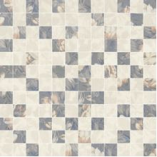 ROMANCE Mosaico Azul-Nacar