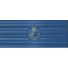 23,5*58 Decor Navy (синяя с якорем) декор настенный