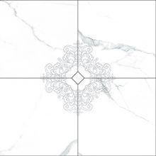 I Marmi Carrara Composizione 4 pz Dec.Maxi