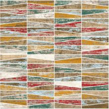 Mosaico Cincel Multicolor