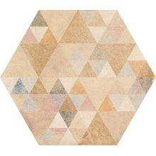 Hexagono Benenden Multicolor