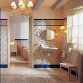 Коллекция Vives Ceramica Monasterio в интерьере