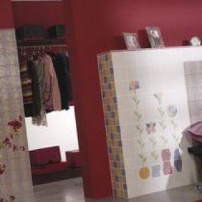Коллекция Vives Ceramica Textil в интерьере