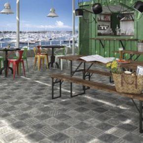 Коллекция Vives Ceramica World streets в интерьере