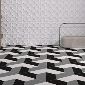 Коллекция WOW Floor Tiles в интерьере