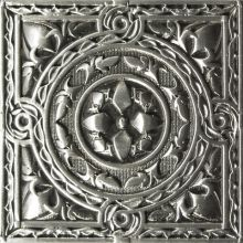 Plox Satined Black Silver 1396 Beni-Sano 6x6