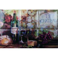 Wine Picture 6pz