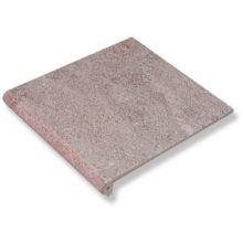 Ступень фронтальная Granite Peldano Curvo Granite Carrara Ext. R-12