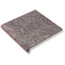 Ступень фронтальная Granite Peldano Curvo Granite Grosseto Ext. R-12